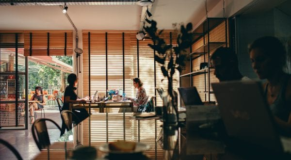 Why Entrepreneurs Are Abandoning Traditional Offices For Coworking Spaces
