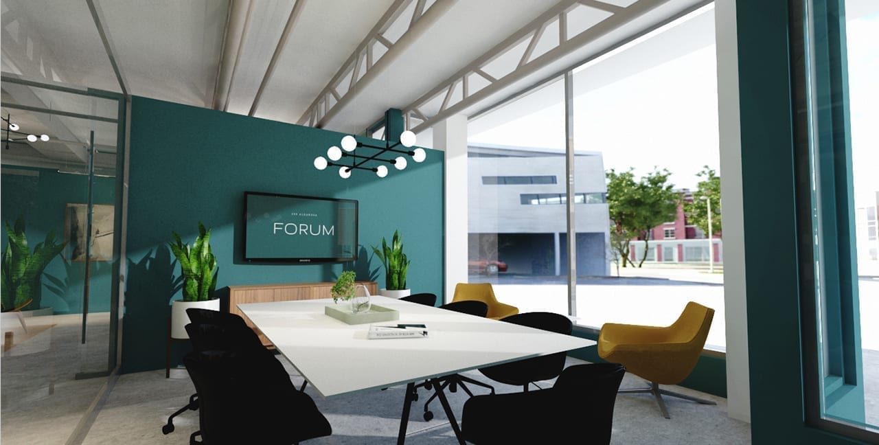 FORUM's Virtual Memberships in Bisnow
