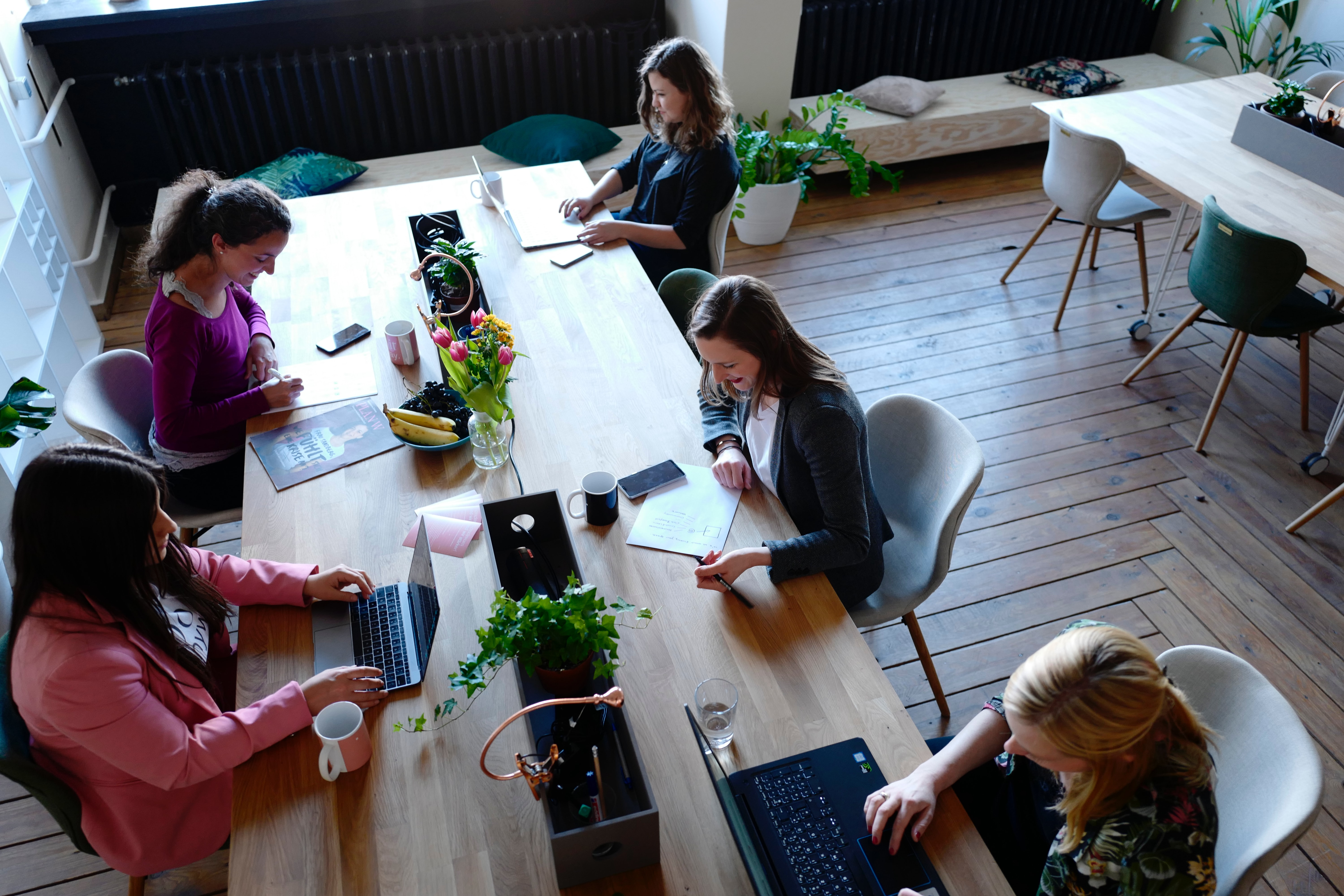 Why Coworking Spaces Are Becoming the Norm