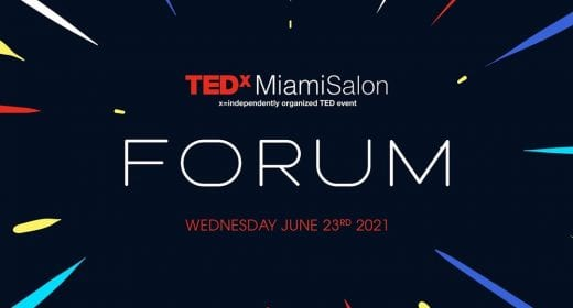 Building The Miami Economy With TEDx Sponsored by FORUM!